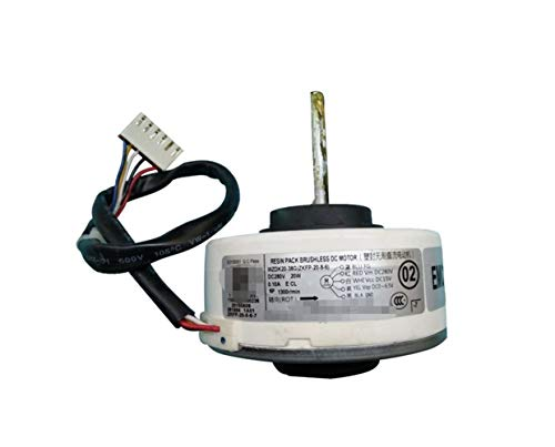 SSG Klimaanlage Lüftermotor 20W WZDK20-38G (ZKFP-20-8-6) Inverter Klimaanlage Brushless DC-Ventilatormotor Refurbishment Teile
