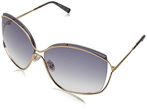 MaxMara MM Line II/G gafas de sol, ORO ROSA, 65 para Mujer