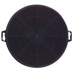 2 x HQ universel Filtre à charbon/Filtre à charbon actif 210 mm avec fermeture à baïonnette rond Set