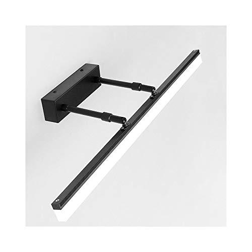Mimioore Wandlamp, modern, minimalistisch, spiegel-schijnwerper, badkamer, garderobe, spiegel, waterdicht, anti-condens, retro lamp