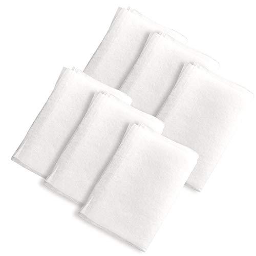 bulingbuling Campana Extractora De Humo Filtro Anti Cut Filter Absorbiendo No Tejidos De Papel Anti Vapores De Aceite Pegatinas Grasa Campana Filtros De 6 Piezas