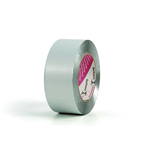 Gerlinger Aluminium-Klebeband Gerband 712 Aluklebeband 50m Rolle, Breite:50 mm