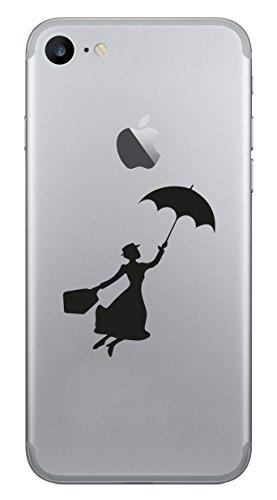 Mary Poppins 2 Apple iPhone Smartphone Handy Aufkleber Skin Decal Sticker Vinyl 6