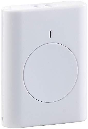 VisorTech Zubehör zu Koppelbare Rauchmelder: Funktionstest-Fernbedienung für Funk-Rauchwanrmelder RMW-460.f (Rauchmelder funkvernetzbar)