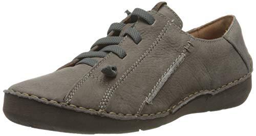 Josef Seibel Damen Fergey 87 Sneaker, grau, 39 EU / 5.5 UK