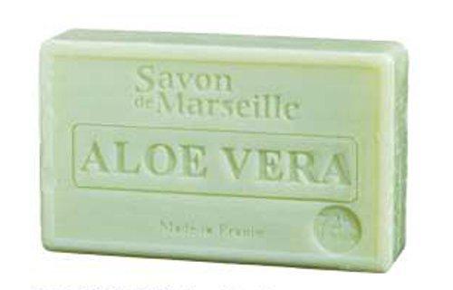 Marseille-Seife, 72% Alove Vera-Öl.