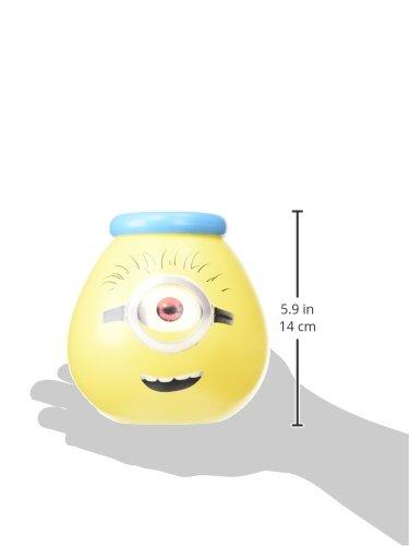 Joy Toy Despicable Me Pintado a Mano Hucha de cer/ámica en Caja de Regalo con Ventana de 14,5 x 14,5 x 15,5 cm Minions 76799
