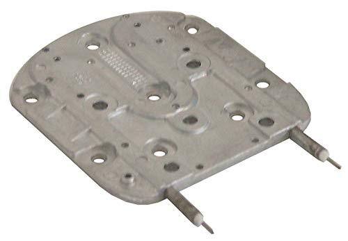 Colged Résistance de contact pour lave-vaisselle GS-55, Toptech-500, GS-57, GOLD-56 Écart de raccordement 76 mm Largeur 120 mm