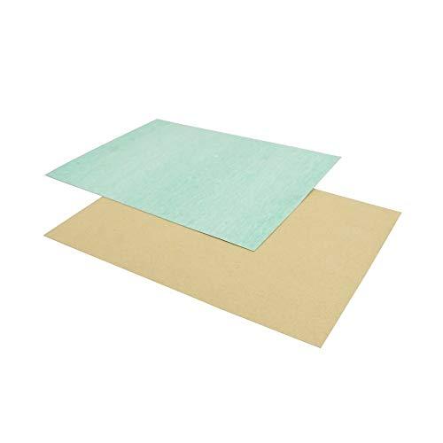Selection P2R (gemotoriseerd) afdichting vel A4 set (1 scheurbestendig 150 ° papier dikte 0,50 mm - 1 doos ba55 250° dikte 0,50 mm (2 vellen)