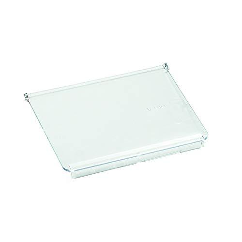 10 Zwischenwände quer 610 für Kennoset-Schubladen 6310, 6410, 6510-30R, transparent