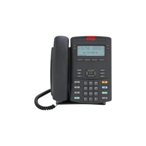 Avaya NTYS19AD70E6 - 1220 IP Despacho - teléfono VoIP - SIP - multilínea - carbón