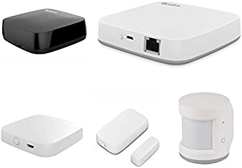 Wonnie Smart Wireless Alarm System Work with Alexa and Google Assistant