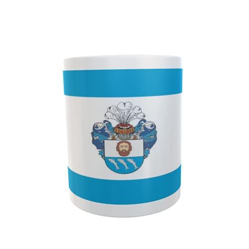 U24 Tasse Kaffeebecher Mug Cup Flagge Barth
