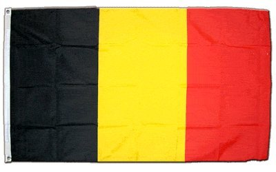 Digni Drapeau Belgique - 60 x 90 cm