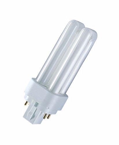 Preisvergleich Produktbild Osram DULUX D / E 26W / 830 G24q3 4 Pin (75W) FS1 165mm Kompakt-LLp Warmton dimmbar f.EVG