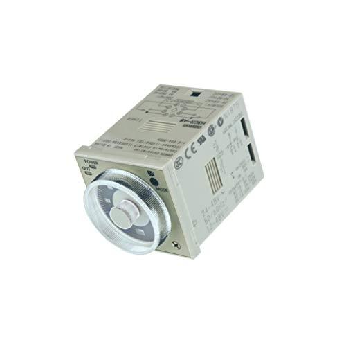 H3CR-H8L 100-120AC M Timer 0,05-12min DPDT 250VAC/5A 100-120VAC octal -10-55°C O