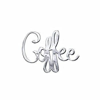 Way Of Hearts Metal Coffee Signs For Coffee Bar Kitchen Wall Decorations Coffee Bar Accessories For Farmhouse Kitchen Decor Vintage Coffee Station Decor Silver Farmhouse Wall Decor 9.45 X 6.9