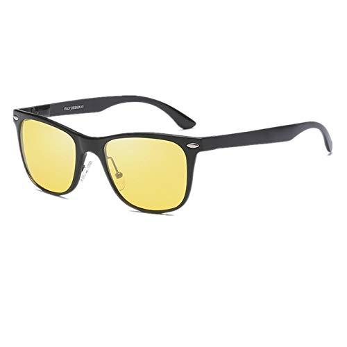 AKRAY Gafas de conducción nocturna para hombre, polarizadas, gafas de visión nocturna,...
