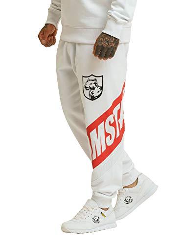 Amstaff Vuras Sweatpants - weiß XL