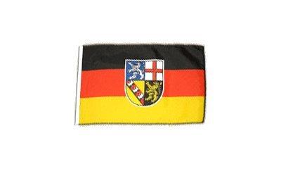 Fahne Flagge Deutschland Saarland 30 x45 cm