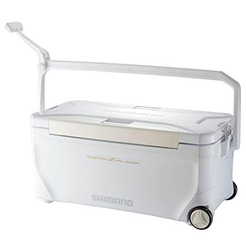 シマノ スぺ―ザプレミアム350キャスターアイスホワイト