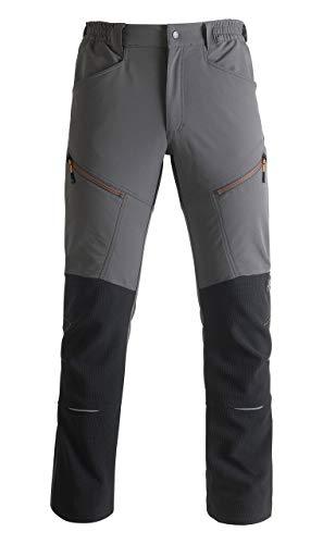 KAPRIOL Pantalon elastizado Ideal para Actividades Que requieren Niveles máximos prácticos y de Confort. Talla M, Rojo