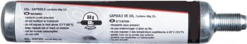 BKL1® 88g Qualitäts CO2 Kartusche Kapsel Luftgewehr Softair Luftpistole Paintball 948