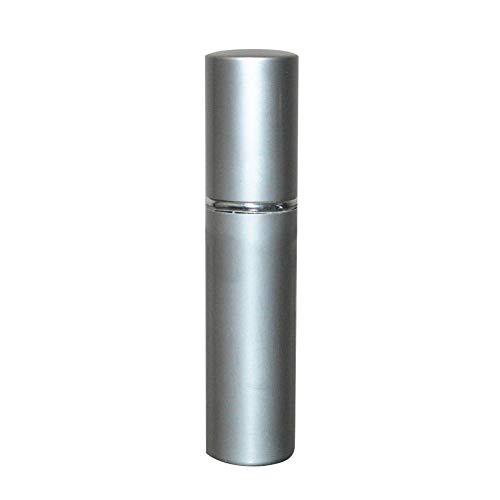 Atomiseur de parfum rechargeable 10ML Bouteilles de pulvérisation après rasage Atomiseur de parfum en verre Traveal Atomiseur de parfum voyage