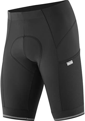 Gonso NAMBINO 16171 Pantalon de Cyclisme pour Homme Noir, XL