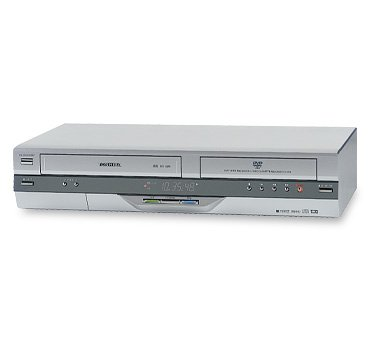 Save %44 Now! Toshiba D-VR4X Multi-Drive DVD Recorder/VCR Combo