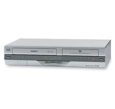 Toshiba D-VR4X Multi-Drive DVD Recorder/VCR Combo