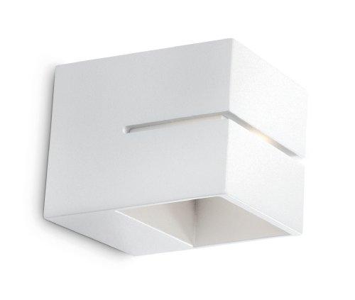 Philips Ledino Applique Led Eclairage de Mur 1 x 4 W Blanc