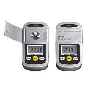 Sper Scientific 300054Pocket Digital Refraktometer