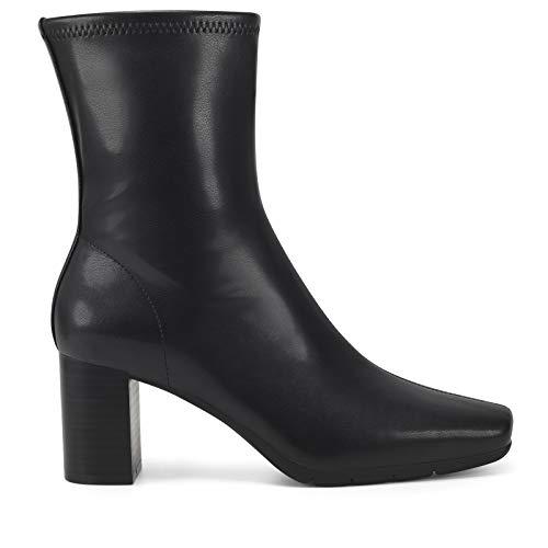 Aerosoles Women's Miley Fashion Boot, Black, 7.5