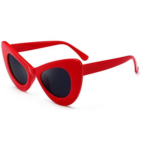 Taiyangcheng gepolariseerde zonnebril hete mode vrouwen gekleurd glazuur cat eye zonnebril geïnspireerd retro vintage goedkope zonnebril vrouwelijk