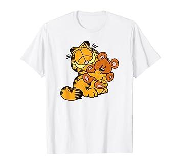 Garfield Hugging Pooky T-Shirt