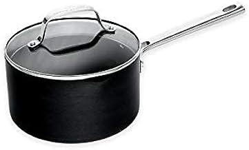 Emeril Lagasse Essential Hard Anodized 3.5 Quart Saucepan