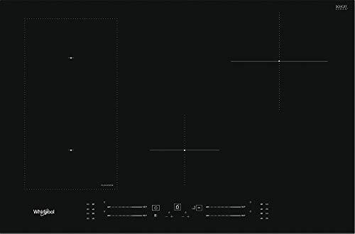 WL S3377 BF - Piano cottura Induzione da 80 cm in Vetroceramica, N° 4 Fuochi