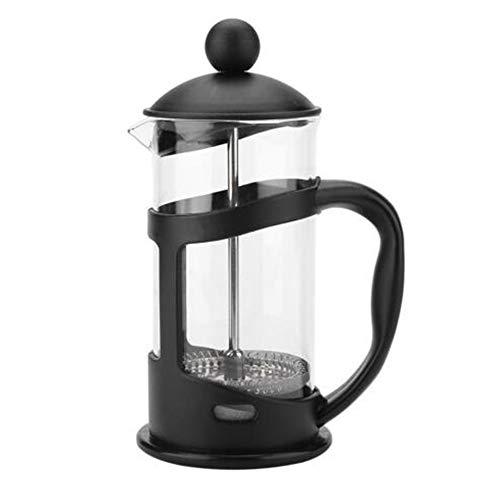 Haihuic Prensa Francesa Cafetera, Tetera Filtro de o Inoxidable, 12 onzas / 350 ml