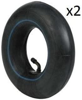 2 Raisman Inner Tube 4.00-6 3.50-6 with Straight Valve Stem