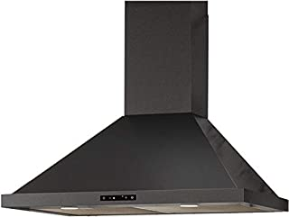 Zephyr ZOME30AS Core Series 30 Inch Wall Mount Convertible Hood with 600 CFM, Halogen Lights, in Stainless Steel