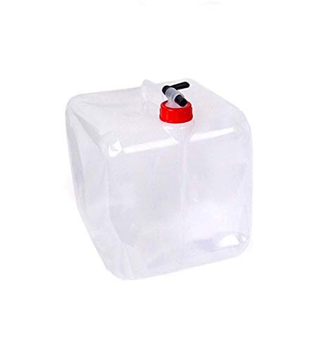 ErYao 10L Collapsible Water Container, Portable Water Storage Carrier Bag, Emergency Water Storage...