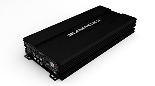 Buy Discount ST-105D BT - Zapco Bluetooth 5-Channel 1,070W RMS Class D Full Range Amplifier