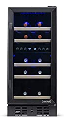 NewAir NWC029BS00 Built-in Wine Refrigerator