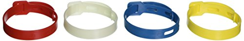BugBand Insect Repllent Bands, 4-Count Family Pack