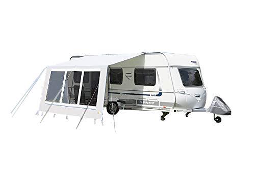 dwt Sonnendach Foyer Gr. 1 oder 2 Wohnwagen Sonnensegel Outdoor Caravan UV Schutz Camping, Größenauswahl:Gr. 2