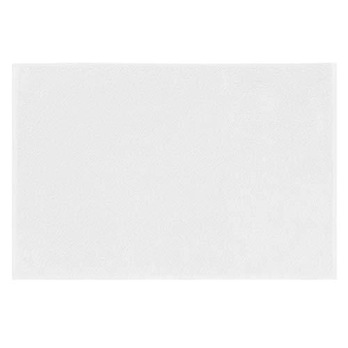 Vossen new generation serviettes d'invité blanc 30 x 50 cm