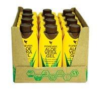Forever Living Aloe Vera Gel, 330 ml, 12 Stück