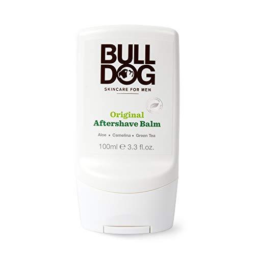 Bulldog Men's Skincare and Grooming Original Aftershave Balm, 3.3 Fl. Oz.