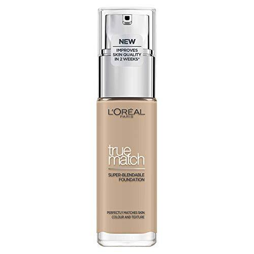 LOréal Paris Perfect Match Make-Up 2.N Vanilla, Płynny Makijaż Dla Naturalnej Cery, Z Kwasem Hialuronowym I Aloesem